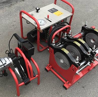 液压式热熔焊机